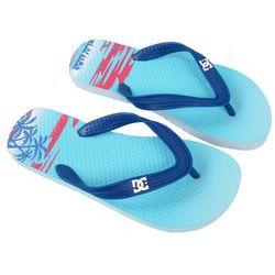 sandały damskie DC - Ponto - DAZZLING BLUE PRINT