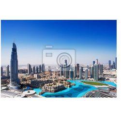 Fototapeta Downtown Dubai jest jednym z najbardziej popularnych części Dubaju