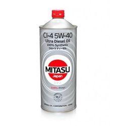 MITASU ULTRA DIESEL CI-4 5W-40 100% SYNTHETIC 1L