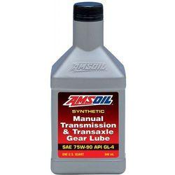 AMSOIL 75W-90 MANUAL & TRANSMISSION GEAR LUBE 0,946L