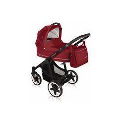 Wózek wielofunkcyjny Lupo Comfort Baby Design (dark red 2016)