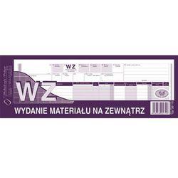 Wydanie materiału WZ Michalczyk&Prokop 361-0 - 1/2 A4 (wielokopia)