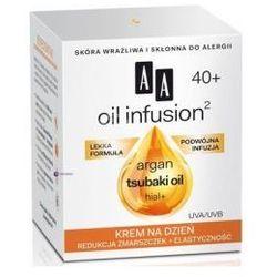 AA Oil Infusion2 40+ (W) krem na dzień redukcja zmarszczek + elastyczność 50ml