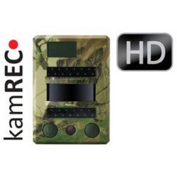 Kamera zewnętrzna leśna mini z czujnikiem ruchu PIR podczerwień