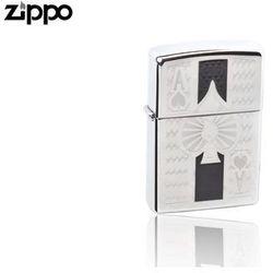 Zapalniczka Zippo Ace, High Polish Chrome