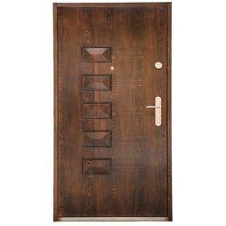 Drzwi wejściowe Sergos 80 lewe Evolution Doors