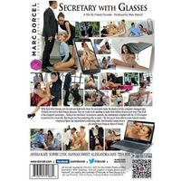 Gorąca Sekretarka Marc Dorcel Secretary With Glasses DVD 433012