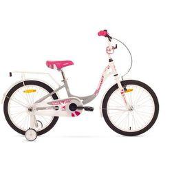 Rower dziecięcy Romet Diana 20 2016