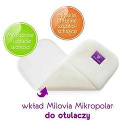 - MILOVIA - wkład chłonny do otulaczy MIKROPOLAR