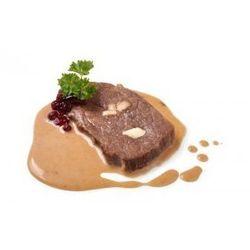 Wołowina w sosie śmietanowym (2 porcje)