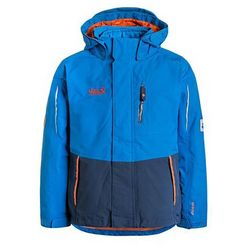 Jack Wolfskin CROSSWIND 3IN1 Kurtka hardshell brilliant blue