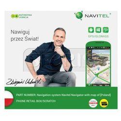 NAVITEL system nawigacyjny na Smartfon i Tablet mapa Polski -licencja 6 m-cy. - Navitel PL 6M
