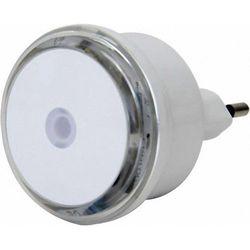 Lampka nocna GAO EMN100, LED wbudowany na stałe, (DxSxW) 6.8 x 5 x 5 cm, Biały