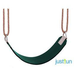Huśtawka elastyczna - zielony