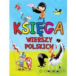 Księga wierszy polskich (opr. twarda)
