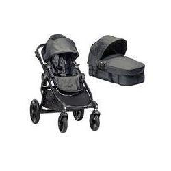 Wózek wielofunkcyjny 2w1 City Select Baby Jogger + GRATIS (charcoal)