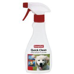 Quick Clean 250 ml - sprej do czyszczenia i usuwania brudu z sierści psa