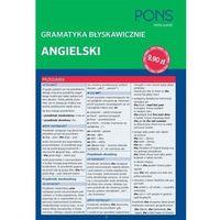 Gramatyka błyskawicznie angielski - Wysyłka od 3,99 - porównuj ceny z wysyłką (opr. miękka)
