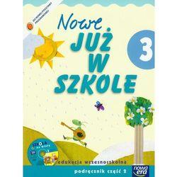 Szkoła na miarę. Nowe już w szkole. Klasa 3. Szkoła podstawowa. Podręcznik cz. 2 (+ CD) (opr. broszurowa)