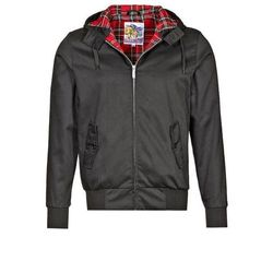 HARRINGTON Kurtka wiosenna black