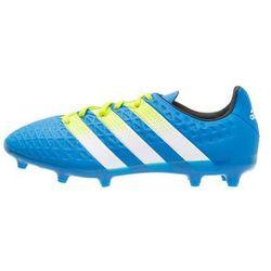 adidas Performance ACE 16.3 FG/AG Korki Lanki shock blue/semi solar slime/white