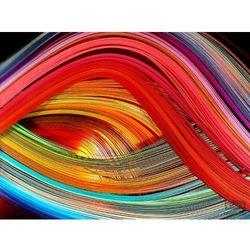 Fototapeta Kolorowa włóczka 100401-36