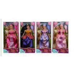 Steffi Fairytale z długimi włosami, 4 rodzaje