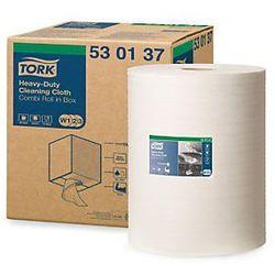 Czyściwo włókninowe wzmocnione białe TORK