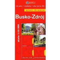 Busko-Zdrój Plan miasta 1: 10 000 - Praca zbiorowa (opr. miękka)
