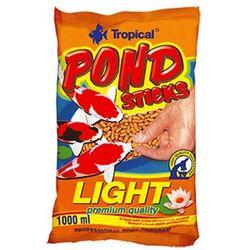 TROPICAL Pond Sticks Light - pokarm w pałeczkach dla ryb stawowych 10l/900g