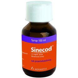 Sinecod syrop 100 ml
