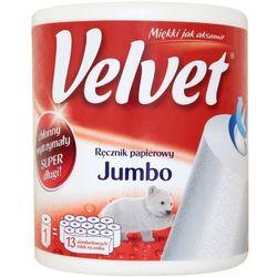 VELVET 1szt ręcznik papierowy jumbo