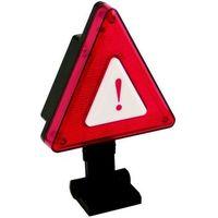 Przenośny trójkąt bezpieczeństwa - lampa