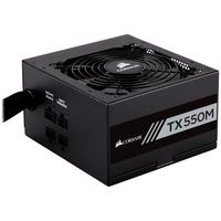 Corsair TXM Series 550W 80 Plus Gold efficiency