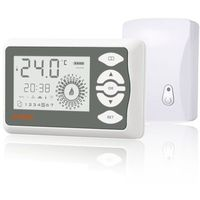RTW101 - Termostat pokojowy bezprzewodowy - regulator temperatury