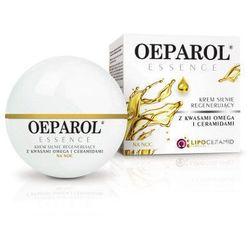 OEPAROL ESSENCE Silnie regenerujący krem z kwasami omega i ceramidami na noc 50ml