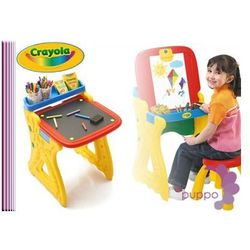 CRAYOLA Stolik 2w1 TABLICA Kredowa + Krzesełko