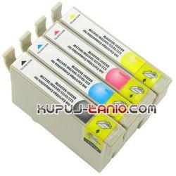 tusze T1285 do Epsona (4 szt., CRYSTAL) do Epson SX235W SX125 SX130 SX230 SX425W SX435W SX445W S22
