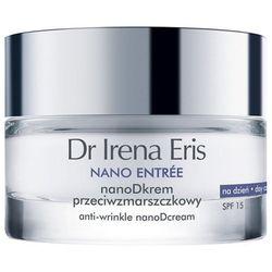 DR IRENA ERIS 50ml 50+ Nano Entree NanoDkrem przeciwzmarszczkowy na dz