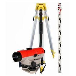Niwelator optyczny GeoFennel BL 20 - zestaw