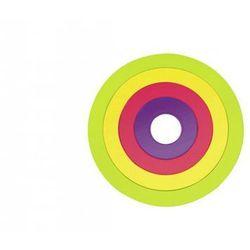 Zak! design Podkładki pod Gorące Naczynia - Kolorowe Kontrastowe