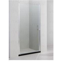 MASSI drzwi prysznicowe Glasso 80 otwierane MSK FA651-80