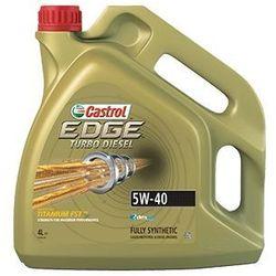 CASTROL EDGE TURBO DIESEL 5W-40 4L 505 01 dexos2*