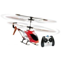 Helikopter zdalnie sterowany SYMA S107G red