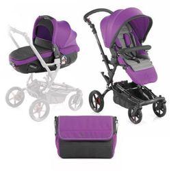 JANE Wózek sportowy Epic + fotelik samochodowy Matrix Light 2 Blush