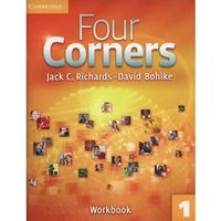Four Corners 1: : Workbook (opr. miękka)