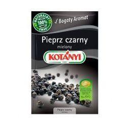 Pieprz czarny mielony 20 g Kotányi