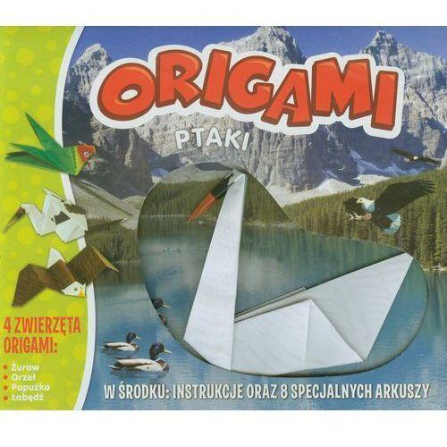 Origami. Ptaki