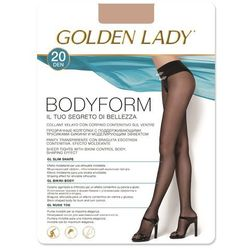 56c0c685dcdf16 plaisir 20 den ponczocho rajstopy (od Rajstopy Golden Lady Bodyform ...