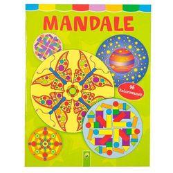 Kolorowanki Mandale